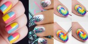 brilliantly creative nail art