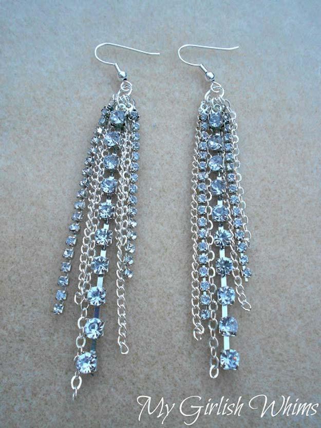 42 fabulous diy earrings