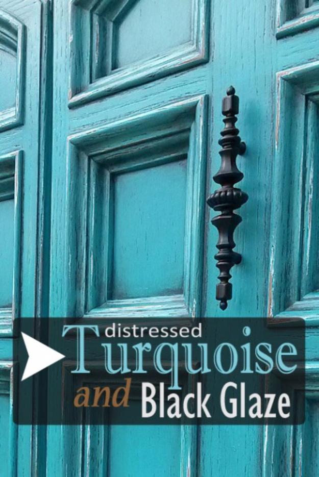 21 brilliant turquoise diy