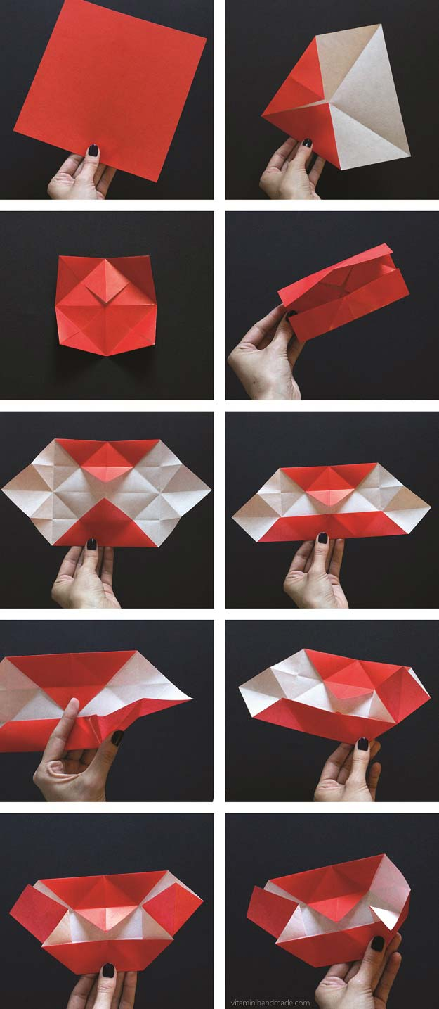 40 Best Diy Origami Projects To Keep You Entertained Today Diy Projects For Teens