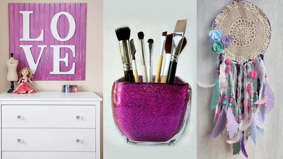 Girls Diy Room Decor