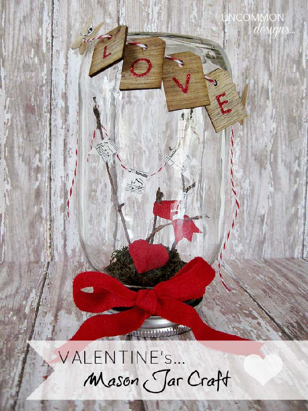 38 Easy Valentine Decor Ideas