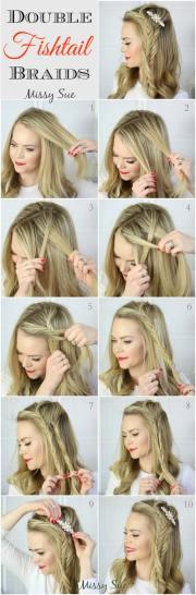 of cute hair braiding