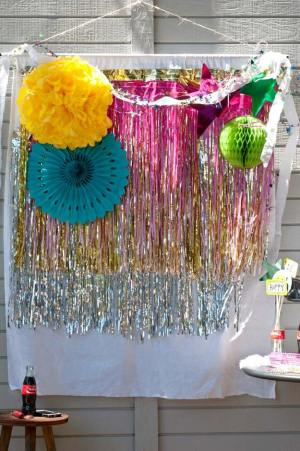 selfie station cool birthday booth backdrop stunning props teens diyprojectsforteens idea projects spring booths board some mirror themes parties foliage