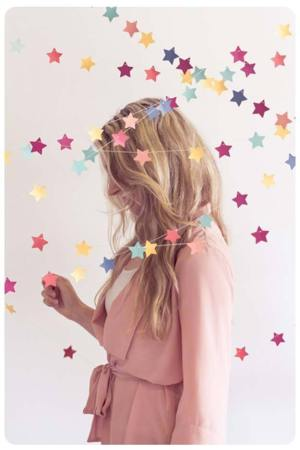 diy selfie backdrop wall cool booth paper teens mirror background selfies stars super pages tips