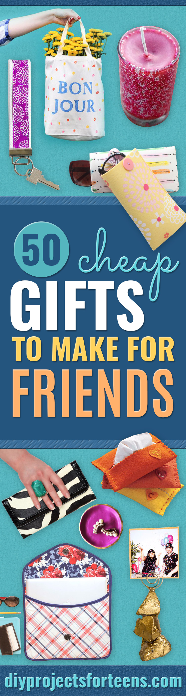 50 cheap gifts to
