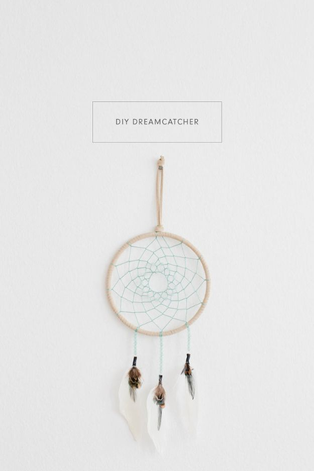 34 DIY Dreamcatchers For Your #BedroomDecorGoals