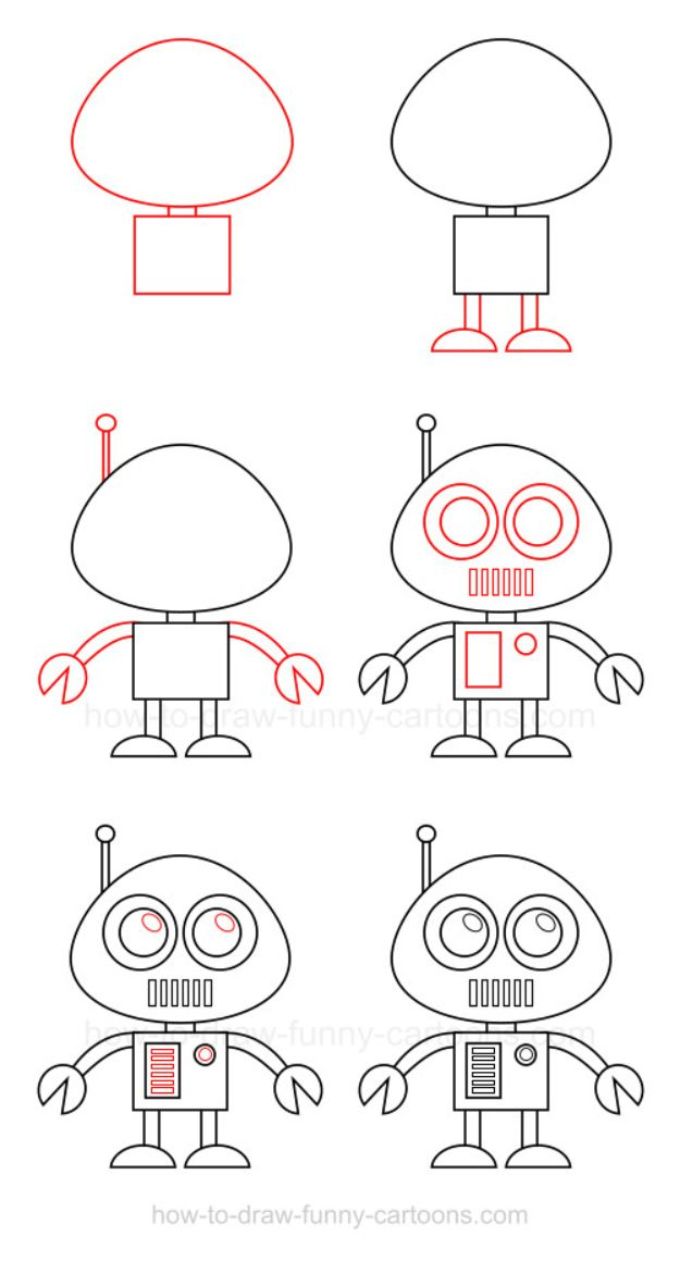 Easy Things To Draw For Beginners Step By Step : things, beginners, Things, Bored, Projects, Teens