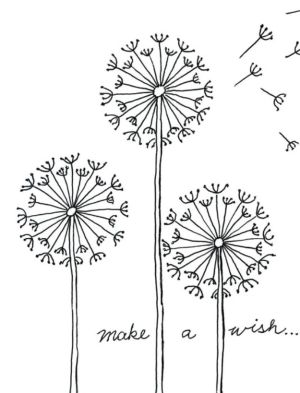 draw easy bored dandelion drawing cool step quick fun teens flower flowers animals projects cartoons