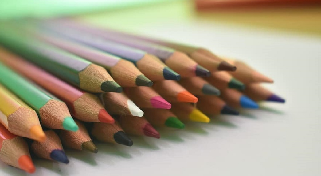 How to Practice Colored Pencil and Pastel Pencil Drawing