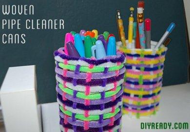 Diy Kid Crafts Recycled Things
