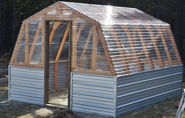 barn greenhouse