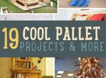 19 Cool Pallet Projects | DIY Ready