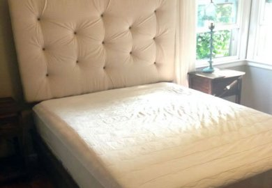 Easy Diy Bed Headboard