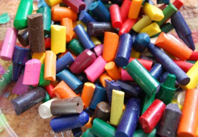 Upcycling Ideas For Crayons