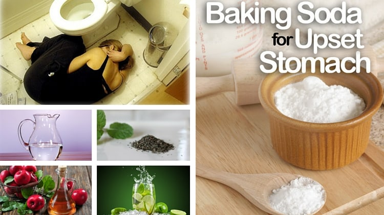 How To Cure Upset Stomach With Baking Soda (2) - dexetra org