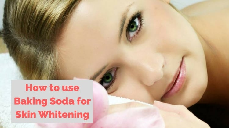 How to use Baking Soda for Skin Whitening