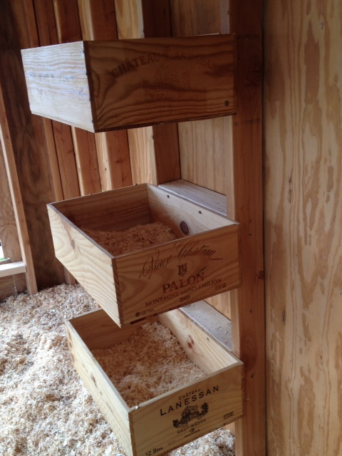 20 Easy  Cheap DIY Chicken Nesting Boxes