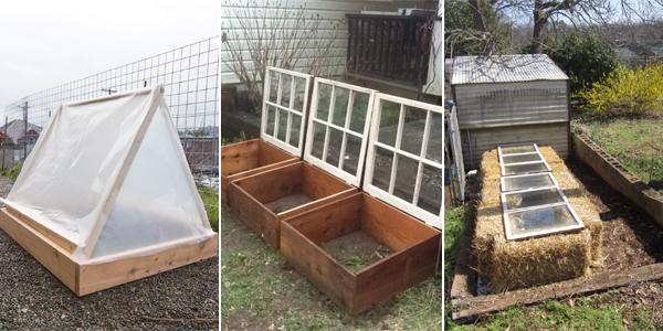 Round Raised Vegetable Garden