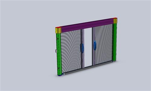 Retractable Screen Door For French Doors