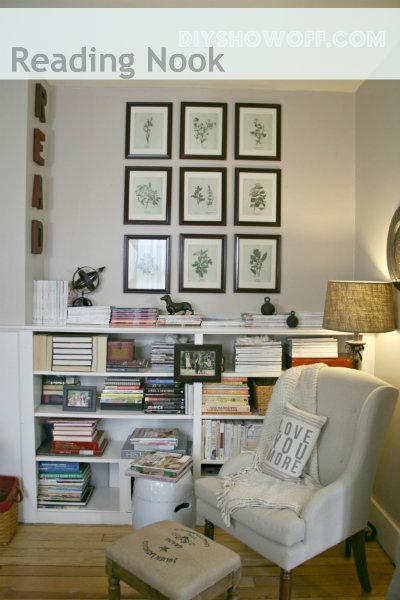 Farmhouse home tour at DIY Show OffDIY Show Off   DIY Decorating and Home Improvement Blog