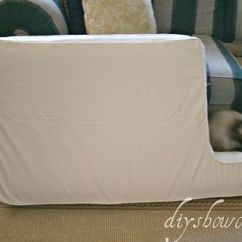 Ikea Couch Sofa Sectional Manstad Dunham Review Custom Cushion Covers And ...