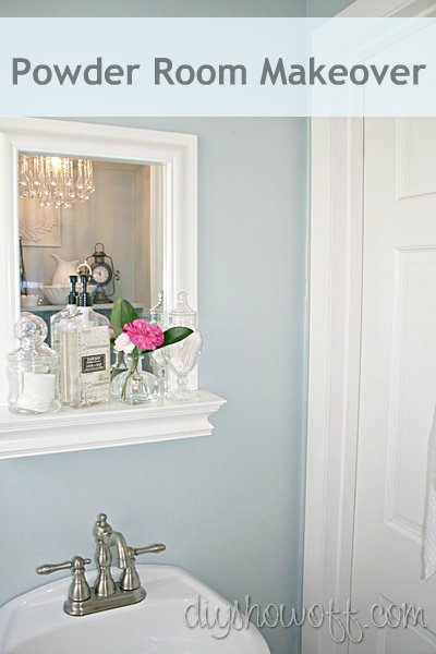 Small Half Bathroom Decorating Ideas