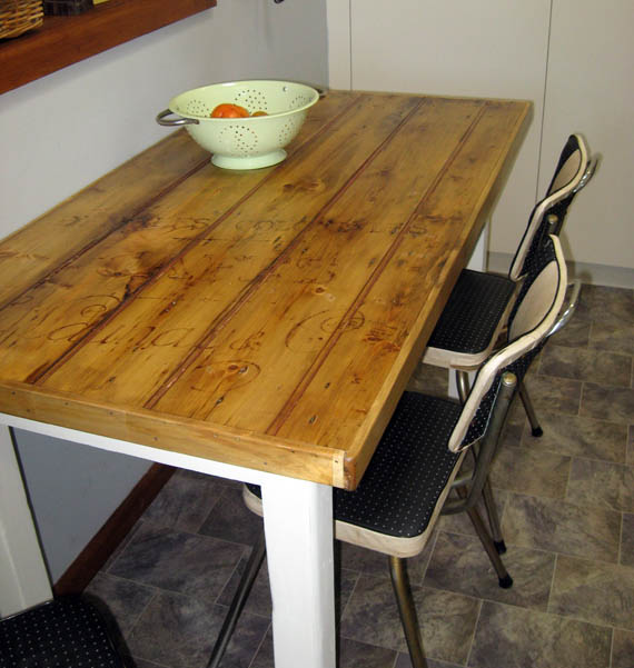 diy kitchen tables covered outdoor table show off decorating and home