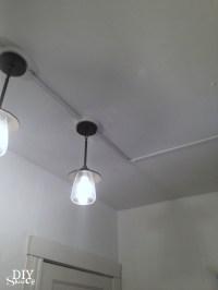Pantry Lighting Details - DIY Show Off  - DIY Decorating ...