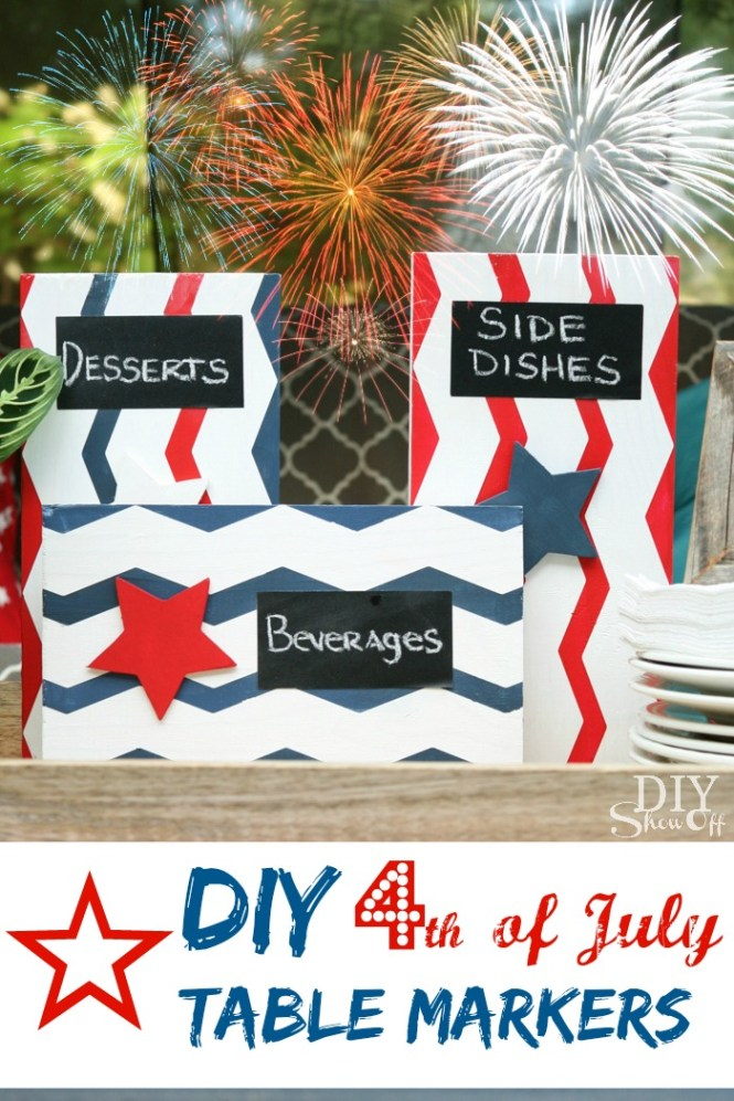 4th Of July Decor Tray Crafts Unleashed 8