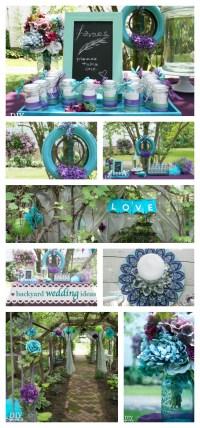 Backyard Wedding Ideas - DIY Show Off  - DIY Decorating ...