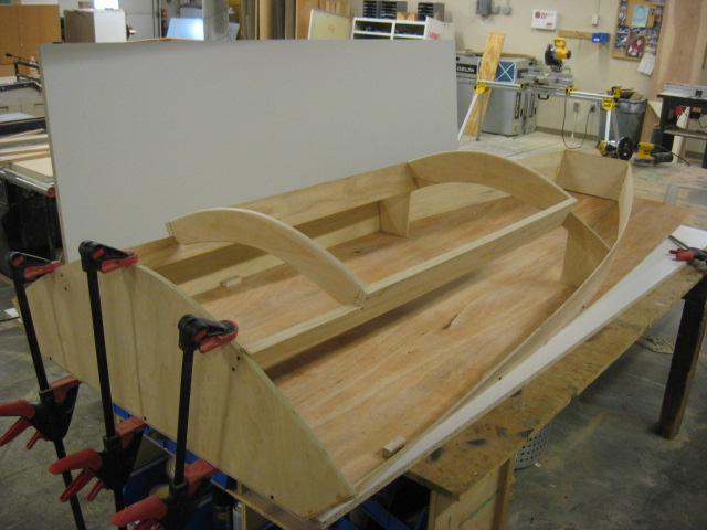 Tr Information Wooden Sneak Boat Plans
