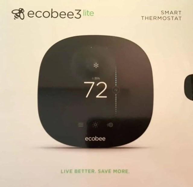 smart thermostat ecobee