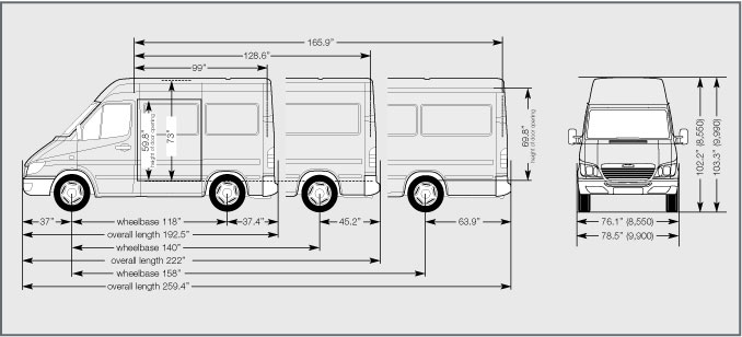 T1N 901 903 Sprinter reference material