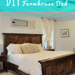 Diy Pottery Barn Farmhouse Bed Diystinctly Made