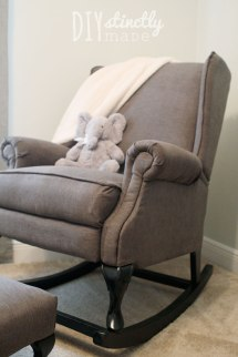 Pottery Barn Rocking Chair