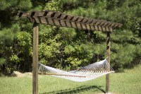 12 DIY Hammock Stands For Total Relaxation  Diys To Do