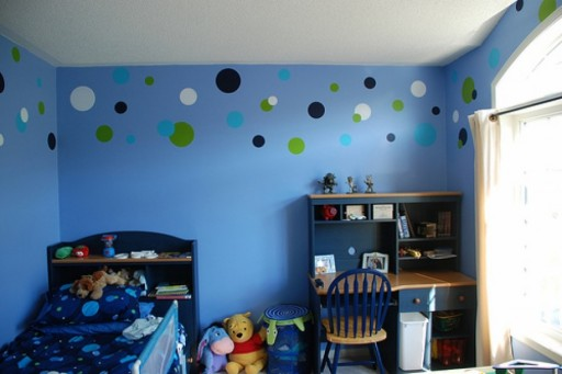 DIY Painting Ideas For Boys Bedroom