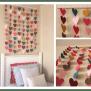 Paper Heart Wall Art Diy Decorating Tutorial Diy Tag