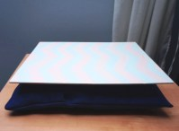 Easy DIY | Laptop Tray - Keep your laptop (and legs ...