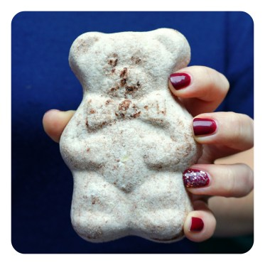 DIY Lush Butterbal inspired Bath Bomb Bear - perfect last minute Christmas gift  The Makeup Dummy