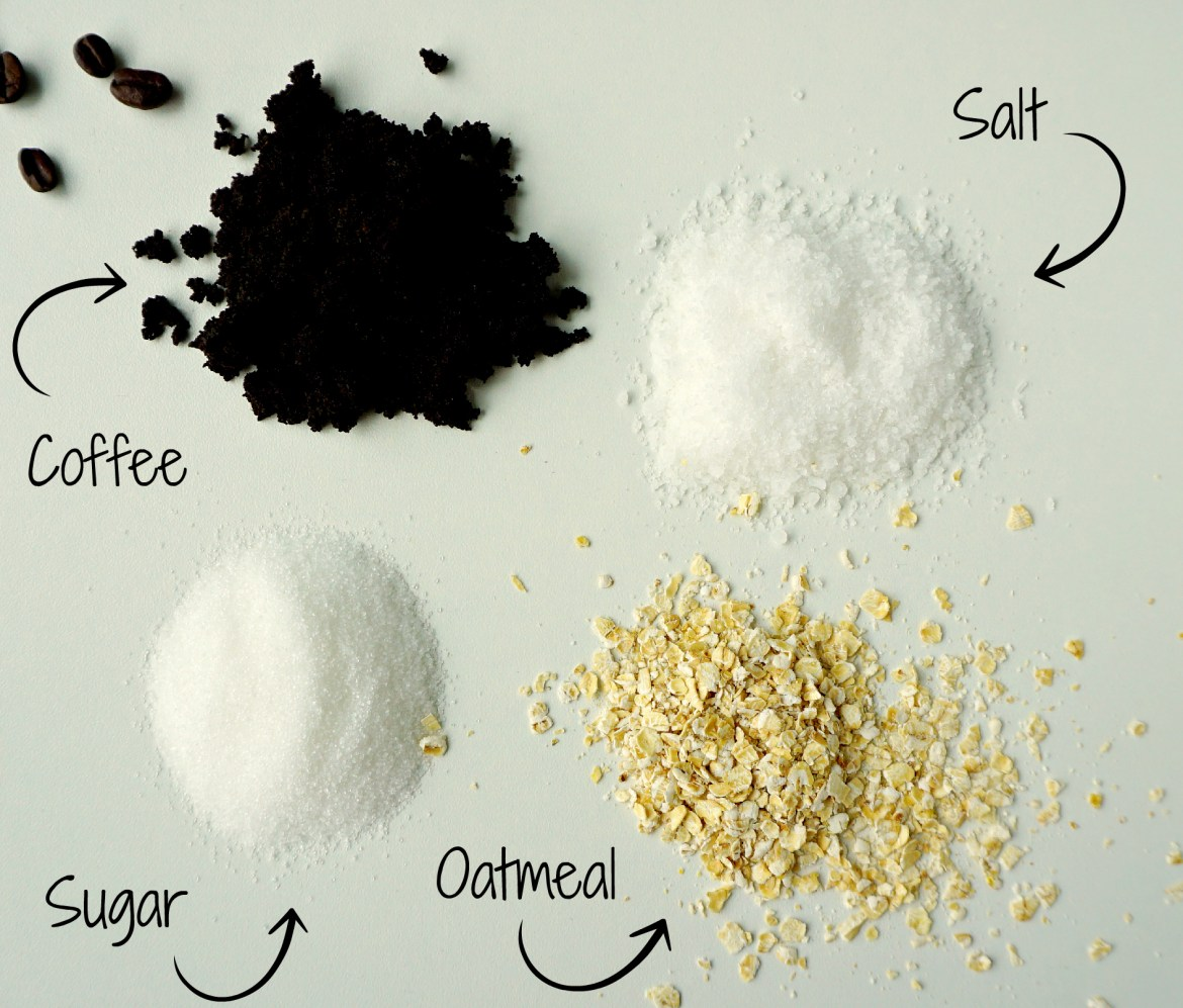 How to make your own Body Scrub - All You Need To Know  A DIY by The Makeup Dummy