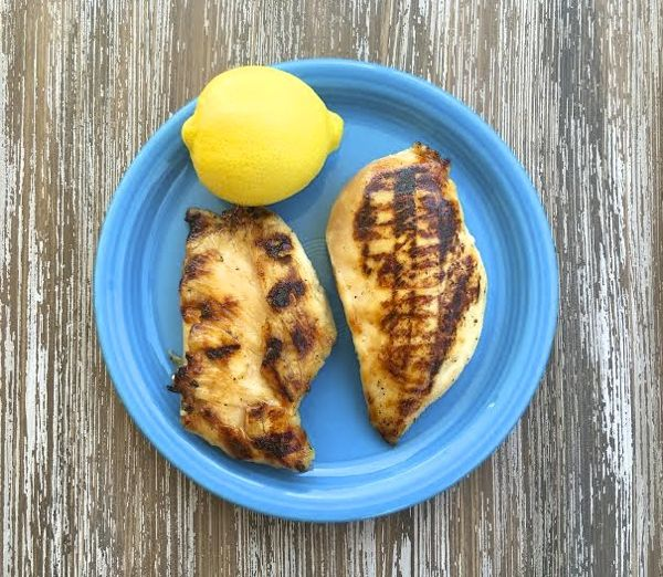 Delicious Lemon Chicken