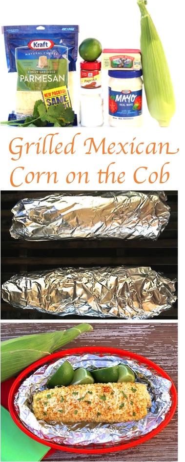 Grilled Corn Pics