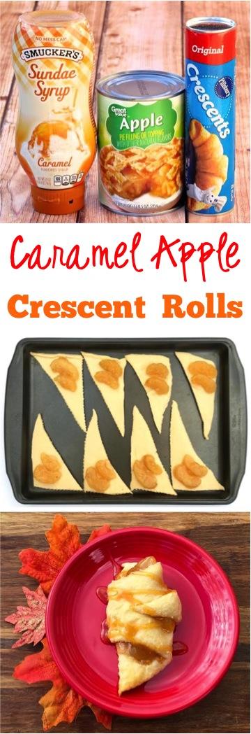 caramel-apple-crescent-roll