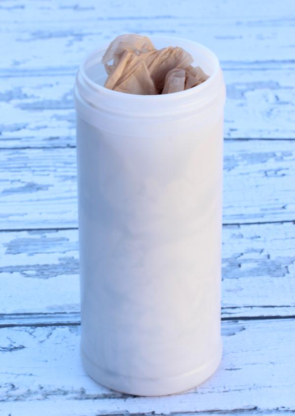 DIY Grocery Bag Organizer