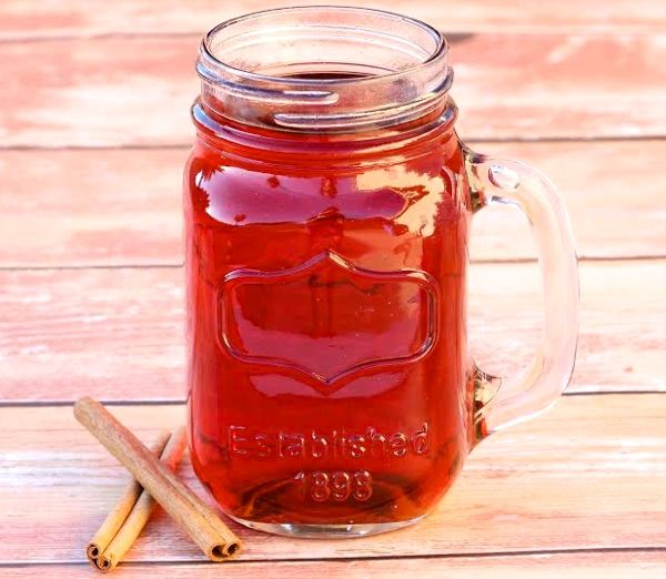 Slow Cooker Cranberry Apple Cider Recipe