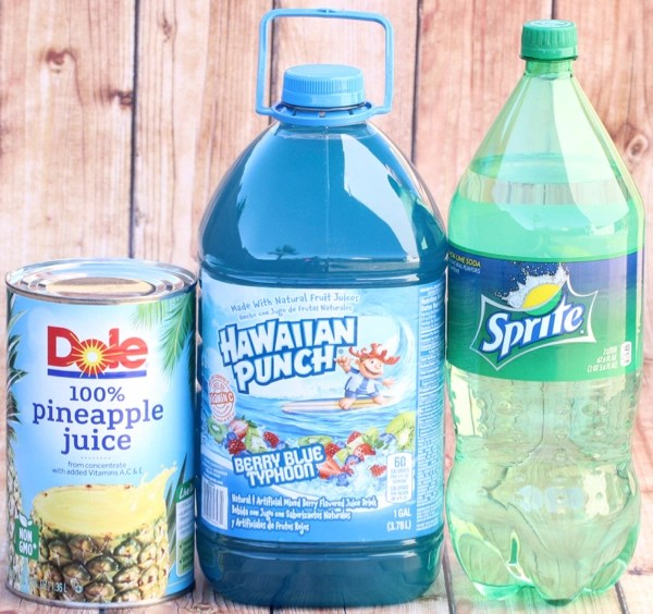 Tropical Punch Recipe Non Alcoholic