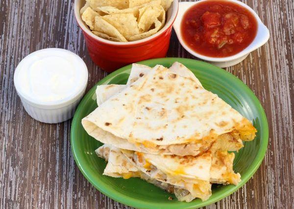 Chicken Quesadilla Taco Bell Recipe