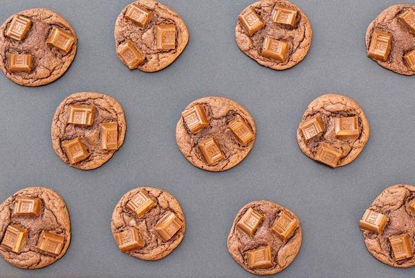 Hershey Chocolate Cookies
